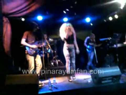 Pınar Aydın - yaz yaz yaz.wmv Hayal Kahvesi Konser