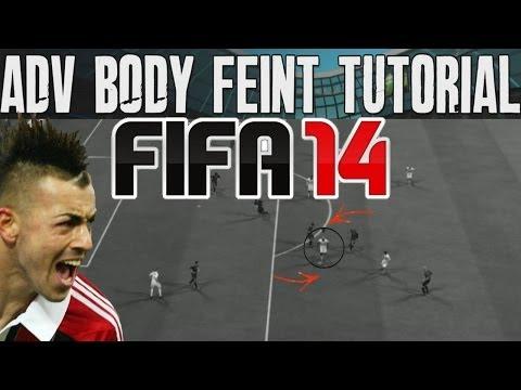 FIFA 14 Tutorials & Tips   Advanced Body Feint   Best Skill Move in FIFA (FUT & H2H) Most Effective