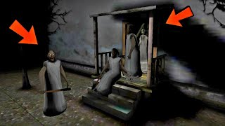 5 FUNNY MOMENTS IN GRANNY THE HORROR GAME  EXPERIMENTS WITH GRANNY