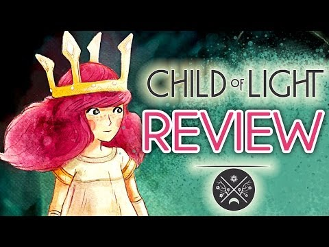 CHILD OF LIGHT REVIEW - DrBagsPHD