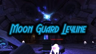 How to Find Moon Guard Leyline: AETHENAR  Station in Suramar