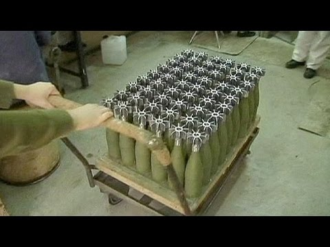 Sipri: Waffen haben Konjunktur - economy