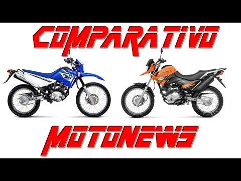 COMPARATIVO YAMAHA XTZ 125 x XTZ 150 CROSSER - MOTONEWS