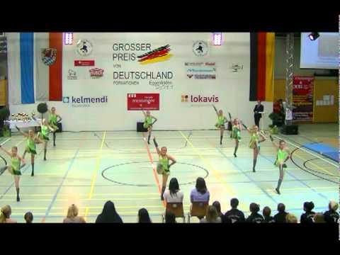 Piccolinis - Großer Preis von Deutschland Formationen 2011