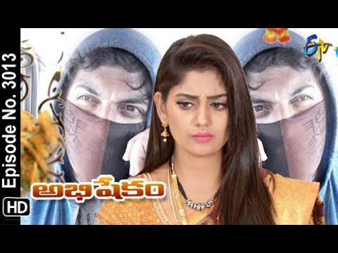 Abhishekam | 12th September 2018 | Full Episode No 3013 | ETV Telugu