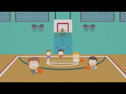 Caca dans l'urinoir - Mackay - South Park