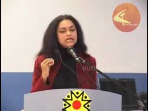Anita Pratab's speech at