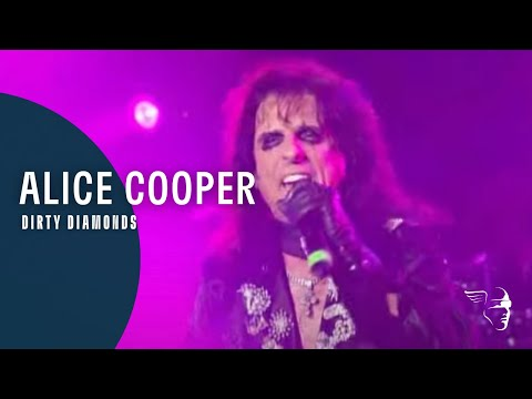 Alice Cooper - Dirty Diamonds (Live at Montreux 2005)