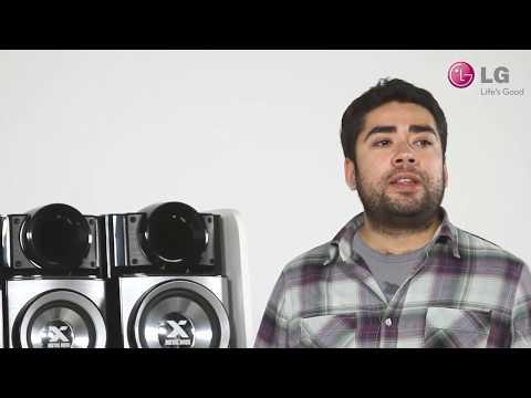 [Review- MundoLG] Minicomponente LG X-Metal Bass CM9520