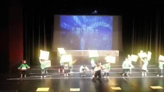 Dev's stage performance 2