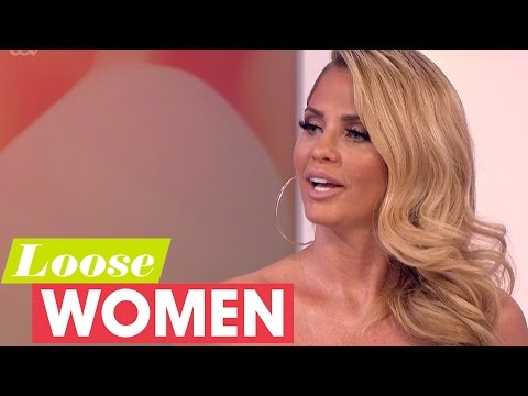 Katie Price Talks About Her Many Wedding Days | Loose Women