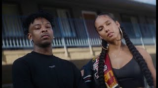 Alicia Keys - Show Me Love Remix ft. 21 Savage and Miguel Lyrics