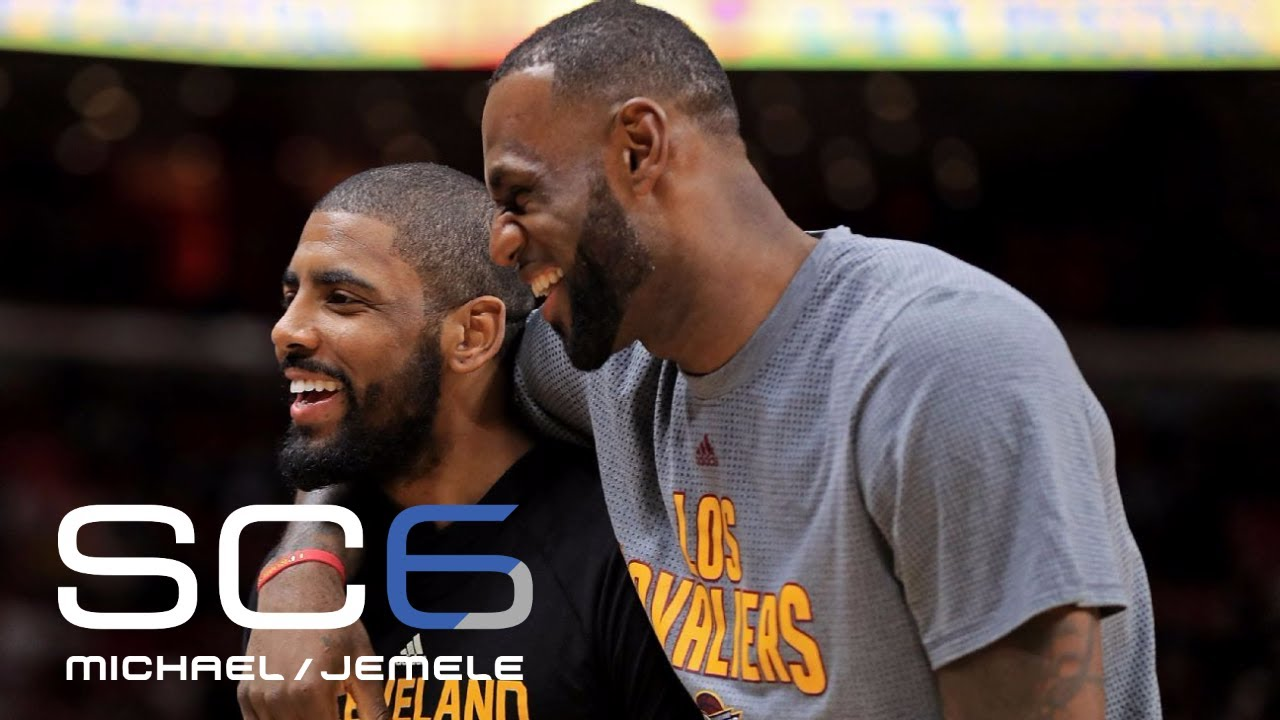 Michael Smith: LeBron And Kyrie's Relationship Can Be Fixed | SC6 | ESPN