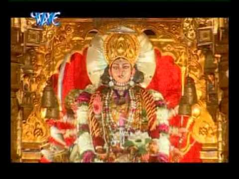 Kallu,bhojpuri Bhakti Song, Maiya Rang Chunari,sidhant Kumar video