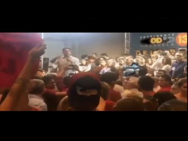 PT não pede perdão: Cid Gomes e o embate cara a cara com militantes do PT.
