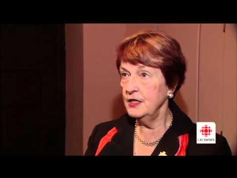 Dr. Helen Caldicott in Saskatoon CBC SK November 1, 2012