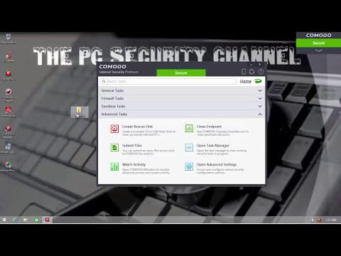Comodo Internet Security 8 review