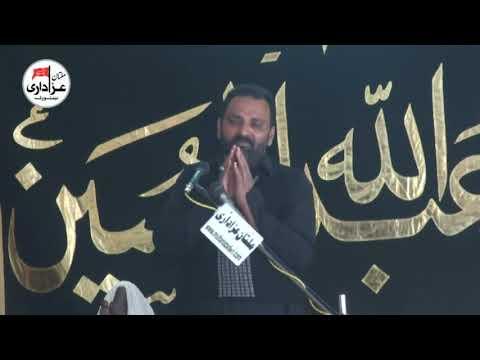 Zakir Zaigham Abbas Zaki | Majlis 20 Feb 2018 | Imambargah Qasr e Zainab, Jalal Pur PeerWala |