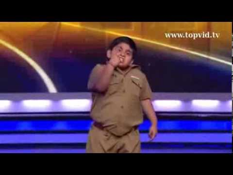 Funny Indian Fat Boy Dancing :) video