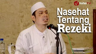 Ceramah Islam: Nasehat Tentang Rezeki Dan Harta - Ustadz Ahamd Zainuddin