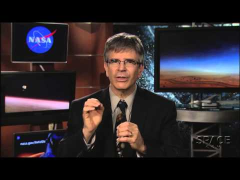 'Sniffing' Mars' Atmosphere Like Never Before - NASA GSFC Chief Scientist Explains