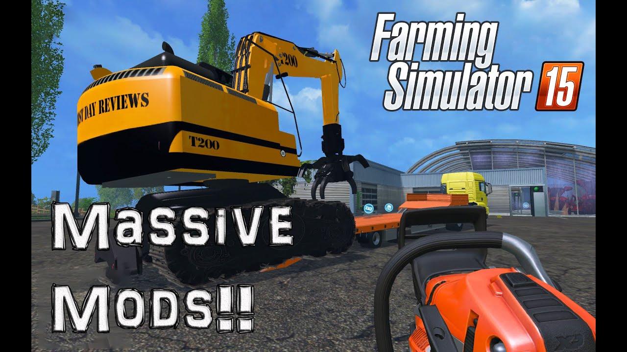 Farming Simulator 15 Farm Farming Simulator 15 Massive