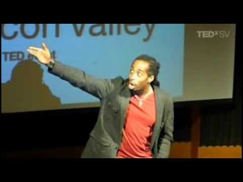 TEDxSiliconValley - Sekou Andrews - 12/12/09