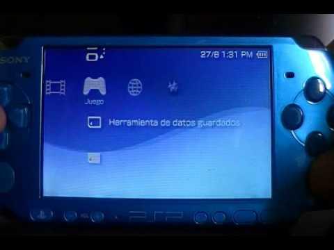 Hackear cualquier PSP con OFW 6.60 (CFW PRO-B9)