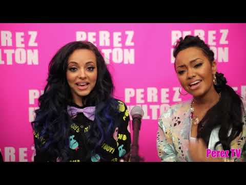 Little Mix - &quot;Wings&quot; (Acoustic Perez Hilton Performance)