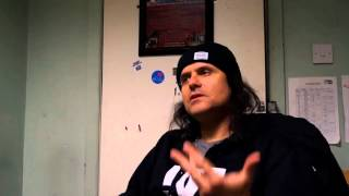 KREATOR interview at The Academy Dublin (IE) 2013