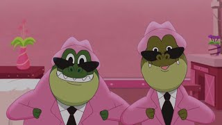 Юху и его друзья - Спасение Памми - Интересные мультфильмы для детей