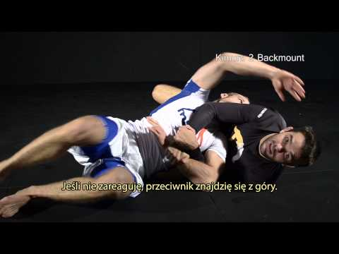 Peter Sobottas Effective Grappling, DVD Vorschau Teil 1 (Kimura 2 Backmount) Image 1