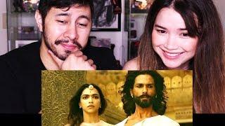 PADMAVATI | Deepika Padukone | Shahid Kapoor | Ranveer Singh | Trailer Reaction!