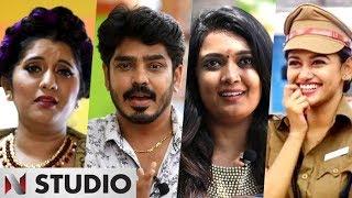 Neenga shut up pannunga – Vijay Tv celebrities extend their support to Oviya Bigg Boss Tamil