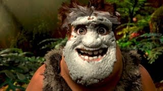 """The Croods Viral Clip """"Family Portrait"""""""