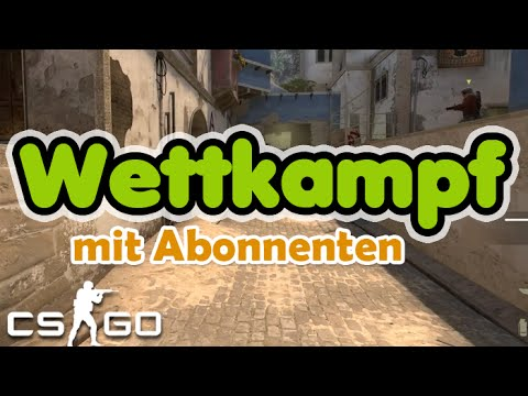 cs go match mit abonnenten youtube. Black Bedroom Furniture Sets. Home Design Ideas