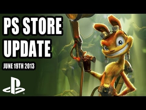PlayStation Store Highlights - 19th June 2013