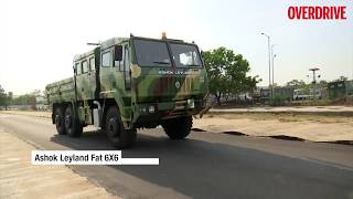 Ashok Leyland FAT 6x6 first drive review