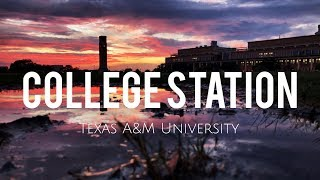A TOUR OF COLLEGE STATION, TEXAS - TEXAS A&M UNIVERSITY
