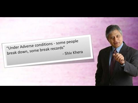 Shiv Khera Motivational Videos In Hindi | Inspirational Videos video