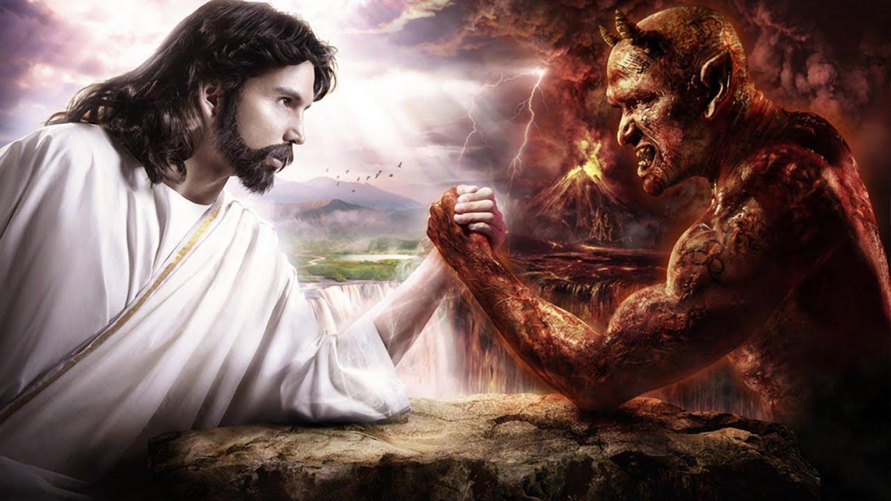 the war in heaven is a battle  God