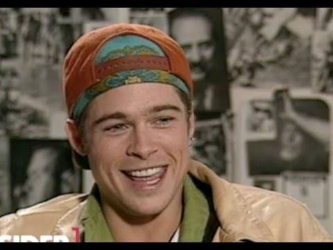 26-year-old Brad Pitt (Interview 1990)