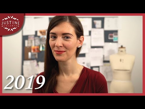 New year resolutions: 10 ideas, 3 themes ǀ Justine Leconte