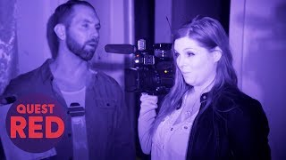 Is There An Evil Poltergeist Haunting This House? | Paranormal Lockdown