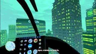 Passeio de Helicóptero go GTA IV