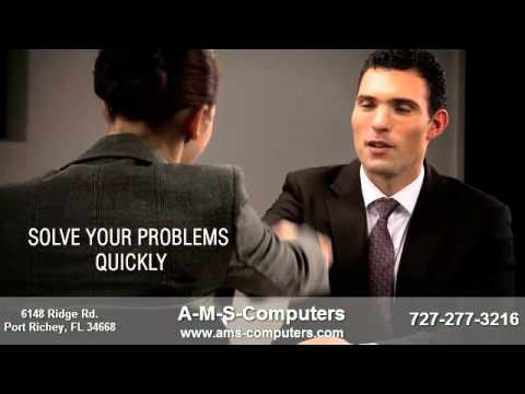AMS-Computers-Port-Richey-FL (727) 277-3216
