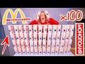100 СТАКАНОВ МОНОПОЛИЯ МАКДОНАЛЬДС 2018 ЧЕЛЛЕНДЖ 😱 СРЫВАЮ 100 СТИКЕРОВ! ОБМАН ЛИ?