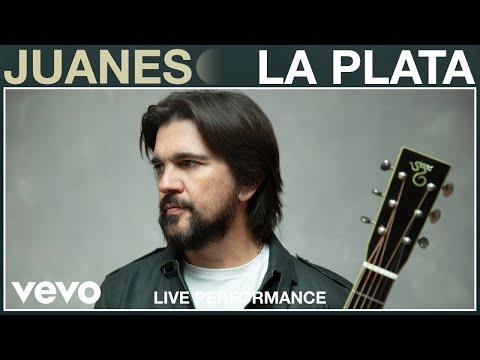 "Juanes - ""La Plata"" Live Performance | Vevo"