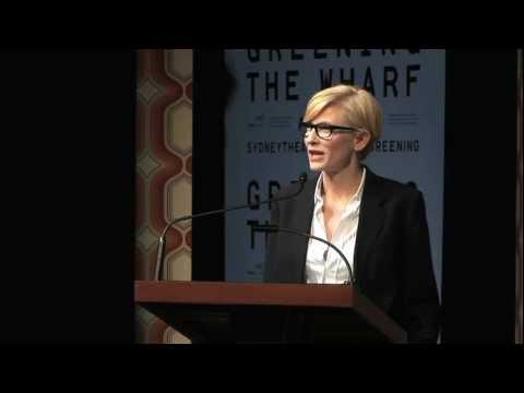Cate Blanchett - Creating a Climate for Change