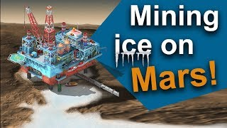 How will astronauts mine ice on Mars? The Case for Mars 23